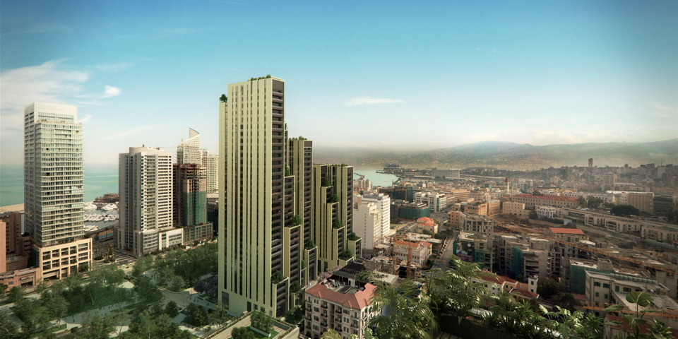 Apartment for Sale, Beirut Central District, 208 sqm,  1,144,000 USD
