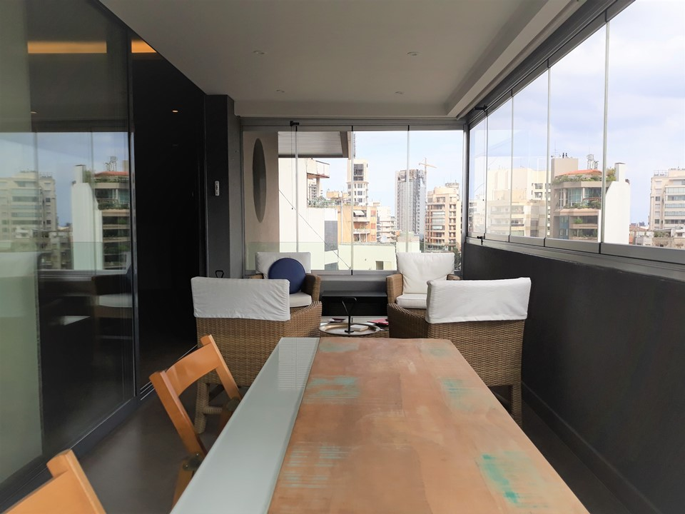 Apartment for Rent, Ashrafieh, 160 sqm,  30,000 USD