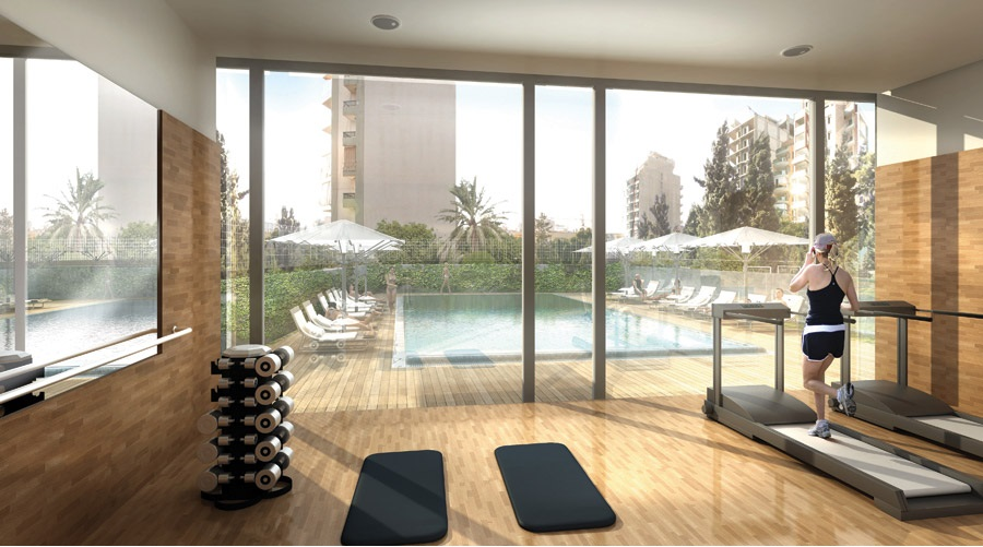 Apartment for Sale, Grand Lycee - Hotel Dieu, 179 sqm,  450,000 USD